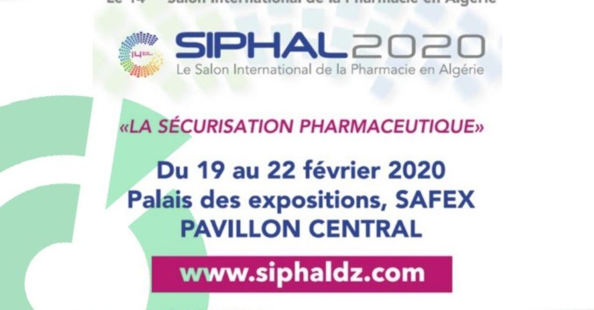 Partager Calendrier Outlook 2020.Salon International De La Pharmacie Siphal 2020 Cci